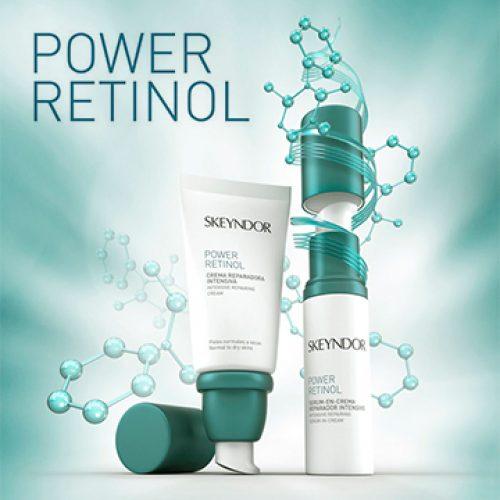 Tratamiento retinol