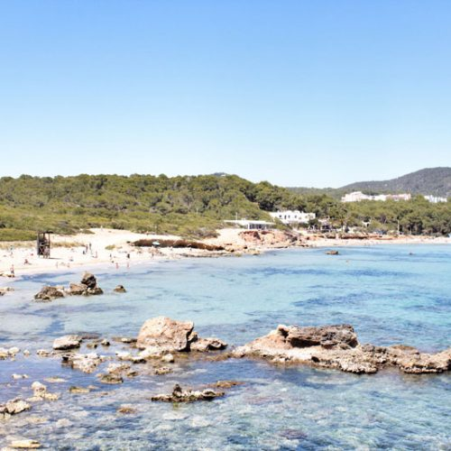 Masajes piel de seda. Campos de Ibiza